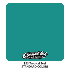 ETERNAL INK - Tattoo Farbe - Tropical Teal