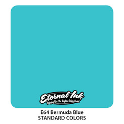 ETERNAL INK - Tattoo Farbe - Bermuda Blue