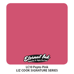 ETERNAL INK - Tattoo Color - Liz Cook - Pepto Pink