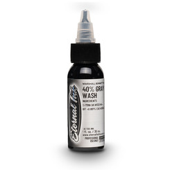 ETERNAL INK - Tattoo Farbe - Marshall Bennett - 40% Gray...