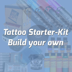 Tattoo Starter-Kit - Build your own