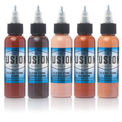 FUSION - Tattoo Ink - Flesh Tone - Set 30 ml