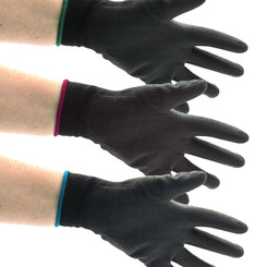 ALLROUNDER - Work gloves with ergonomic fitting 12...