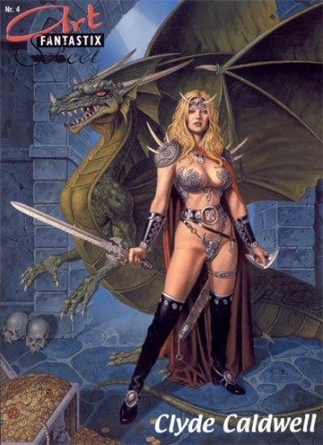 Art Fantastix - Select Nr. 4 (Clyde Caldwell)