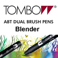 TOMBOW - Dual Brush Pen - Blender - 1 Stück
