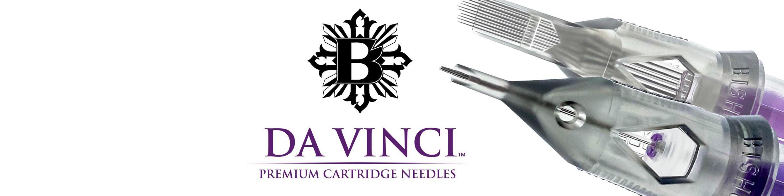 BISHOP DA VINCI Cartridges