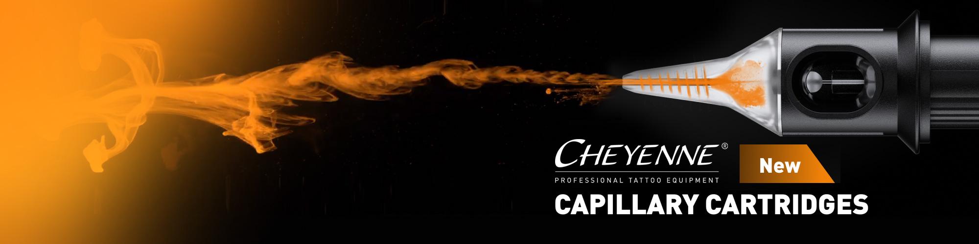 CHEYENNE CAPILLARY CARTRIDGES